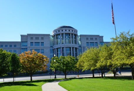 Scott M. Matheson Courthouse in Salt Lake City, Utah
