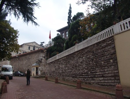 Ecumenical Patriarchate of Constantinople in Fener, Istanbul, Turkey