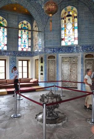 Bağdad Köşkü at Topkapı Sarayı in Istanbul, Turkey