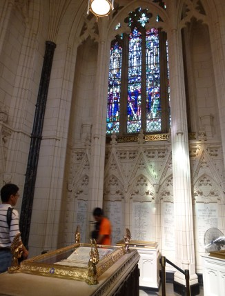 Memorial Chamber in the Peace Tower of Centre Block at Parliament Hill in Ottawa, Ontario, Canada