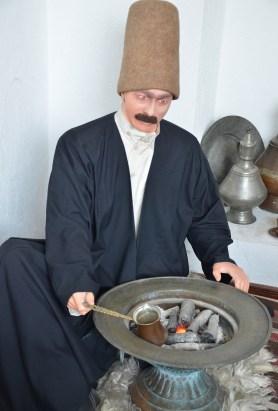 Sultan Divani Mevlevihanesi in Afyon, Turkey