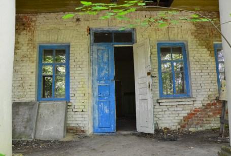 Kopachi Kindergarten in Chernobyl Exclusion Zone, Ukraine