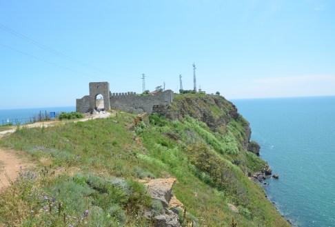 Third defensive wall at Kaliakra, Bulgaria