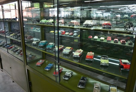 Model collection at Museo Aéreo Fénix in Palmira, Valle del Cauca, Colombia