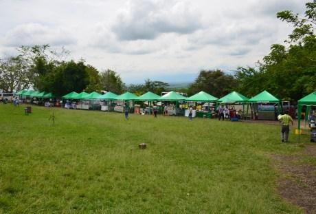 Hostal del Piedemonte at Hacienda El Paraíso in Valle del Cauca, Colombia
