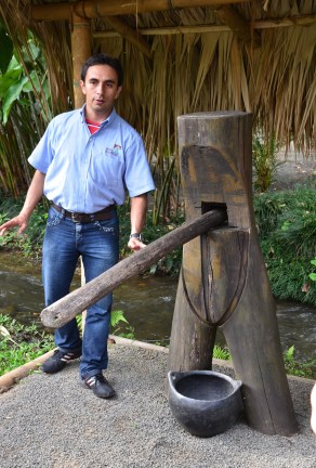 Trapiche La Vieja at Museo de la Caña in Valle del Cauca, Colombia