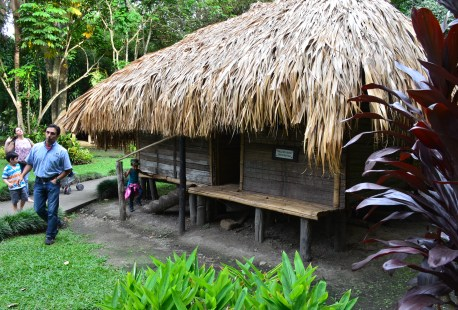 Rancho de Buenaventura at Museo de la Caña in Valle del Cauca, Colombia