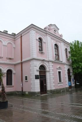 Archaeological Museum in Burgas, Bulgaria