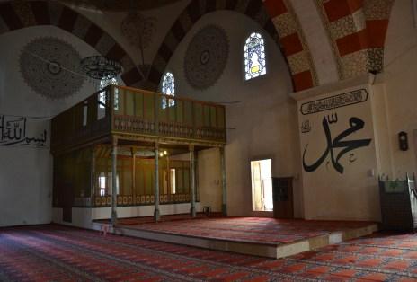 Eski Cami in Edirne, Turkey