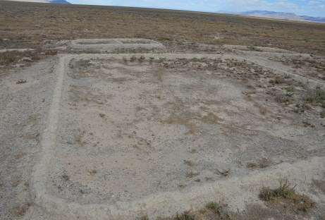 Baker Archaeological Site in Baker, Nevada