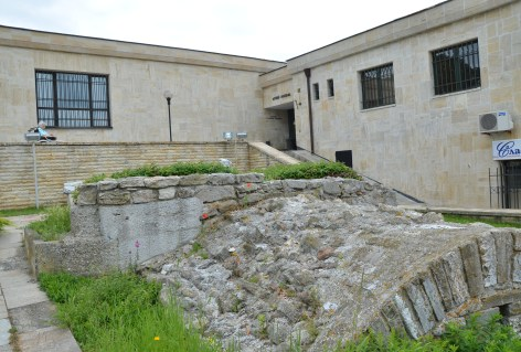 Archaeological Museum in Nesebur, Bulgaria