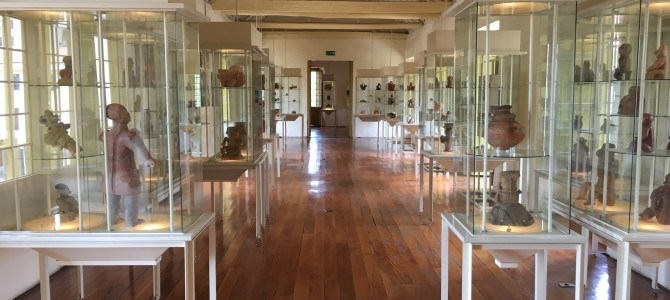 Museums in La Candelaria