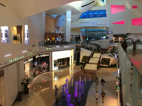 The Shops at Crystals in Las Vegas, Nevada