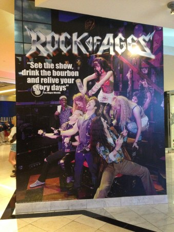 Rock of Ages in Las Vegas, Nevada