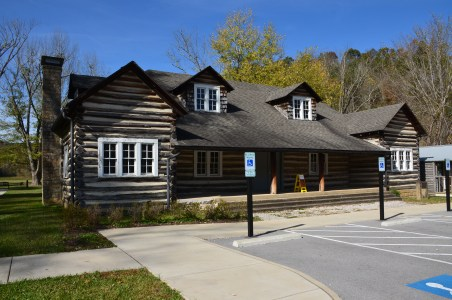 Lincoln Tavern at Abraham Lincoln Birthplace National Historical Park in Kentucky