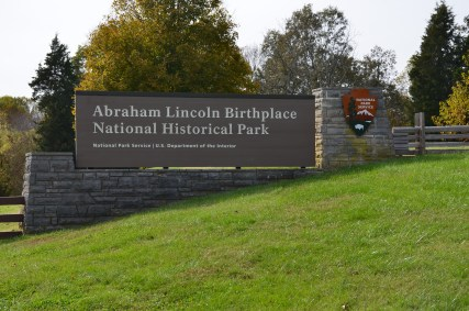 Abraham Lincoln Birthplace National Historical Park in Kentucky
