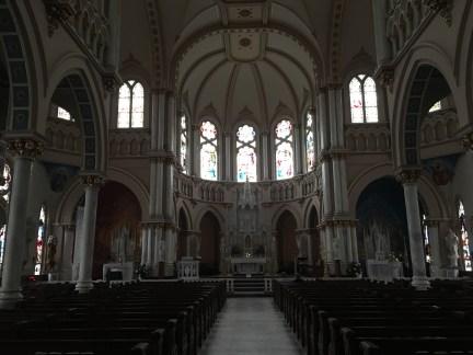 St. Joseph's Catholic Church in Macon, Georgia