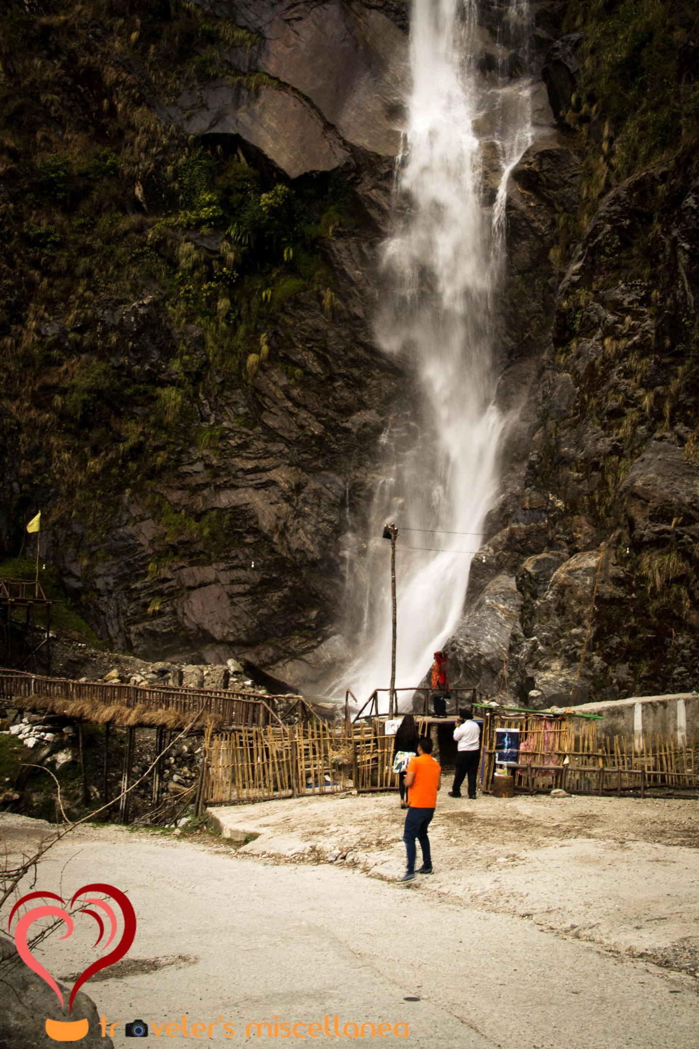 Bhim Nala Waterfalls