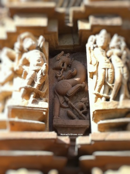 The Vyala of Khajuraho