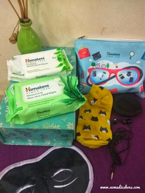 #HimalayaFacial Wipes