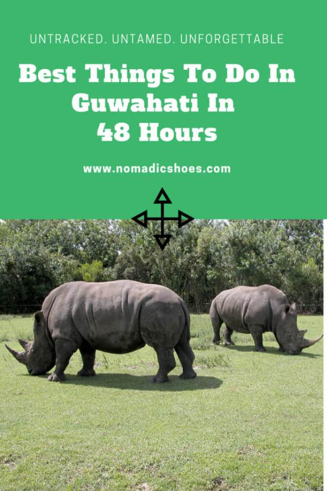 Best Things to do in Guwahati