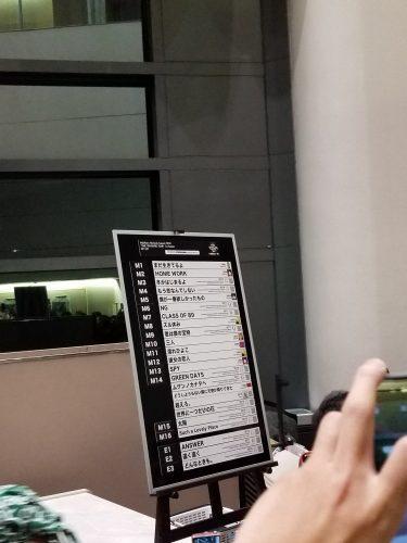 "TIME TRAVELING TOUR"" 1st Season のセットリスト"