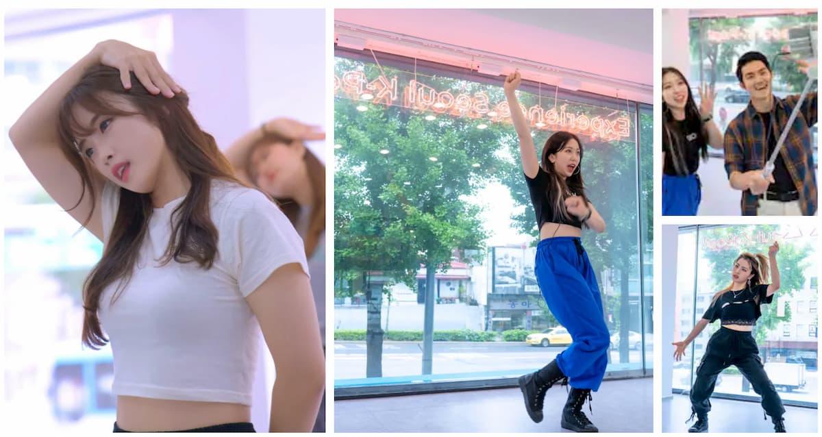 expériences Airbnb en famille Corée du sud Apprendre danser la k-pop
