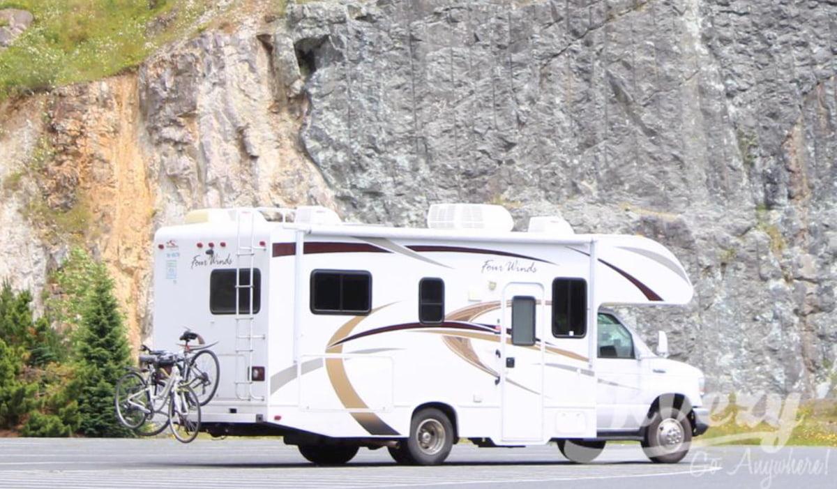 Louer une van en famille avec enfants