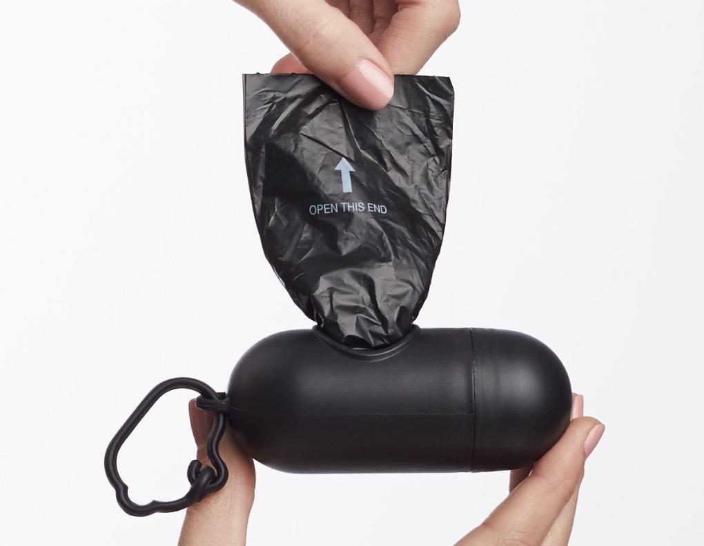 Amazonベーシック 犬用エチケット袋 300枚入り_3