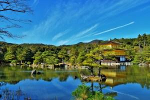 Kyoto Kinkakuji 金閣寺