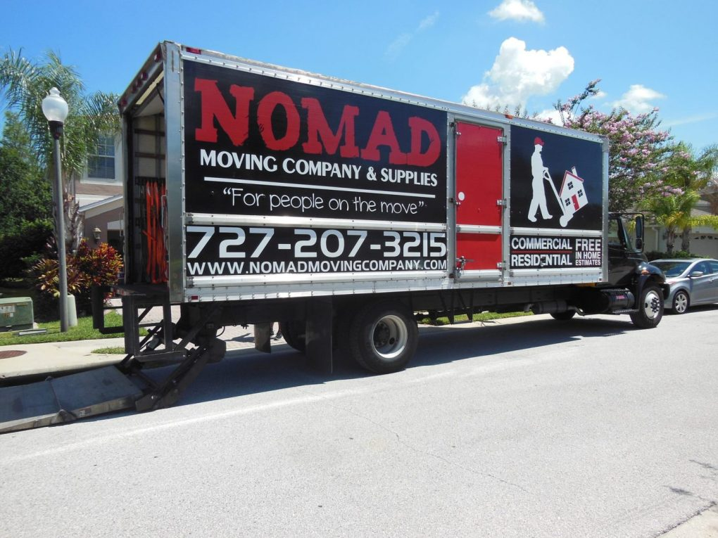 Residential Moving Company | Nomad Moving Company