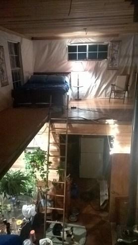 Clean loft