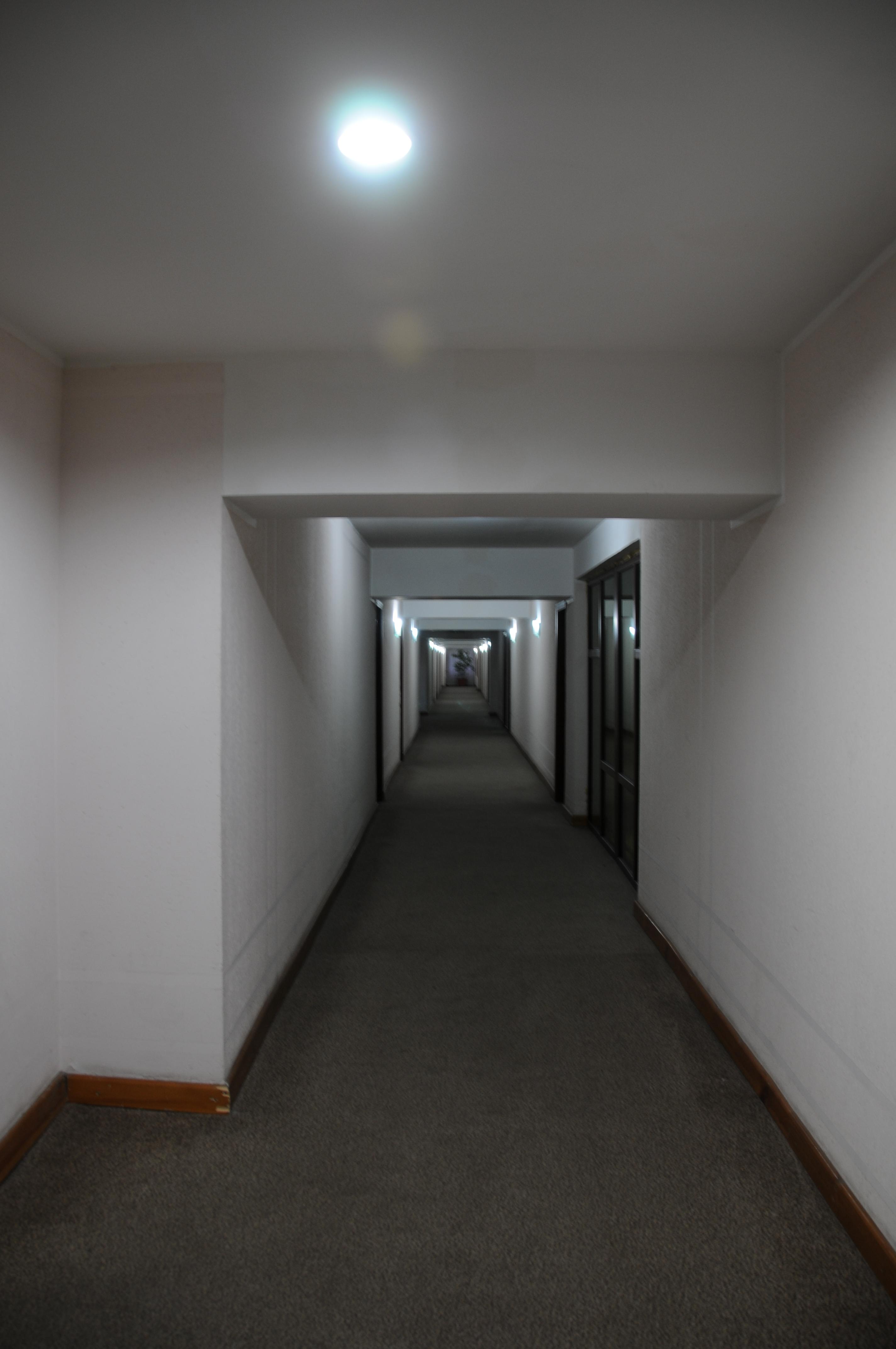 Hotel o cárcel?