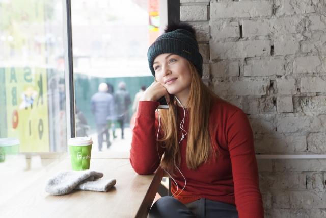 カフェ 考えている