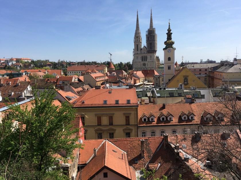 Lovely Zagreb Croatia Nomadsineurope Com