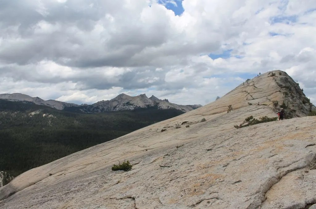 Tuolumne Meadows Yosemite, Lembert's Dome