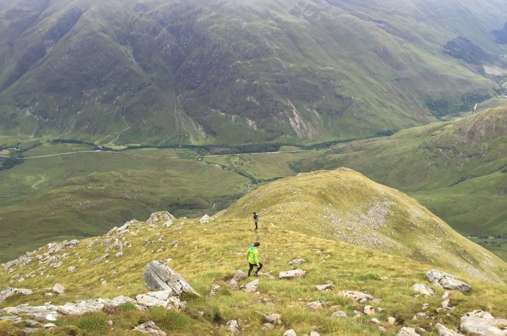 Saddle Hike, Scottish Highlands, Best scramble hikes UK