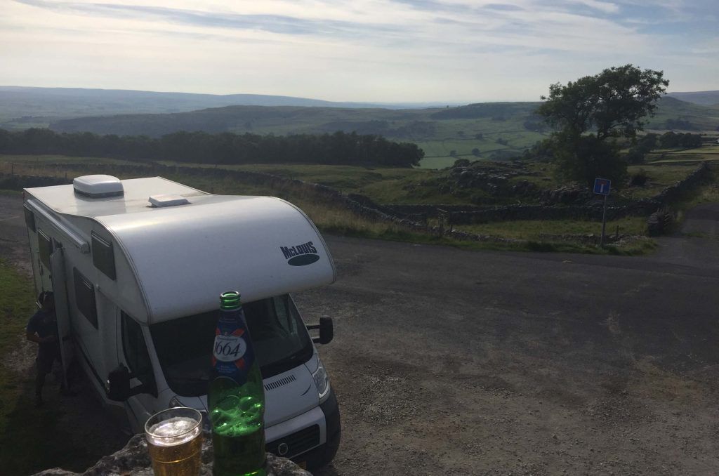 Yorkshire Dales 2 Week road trip UK