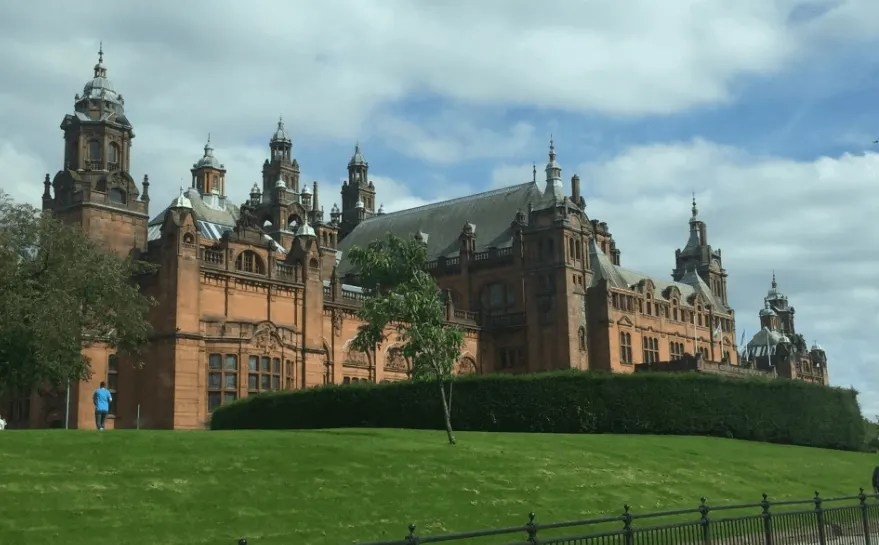 Glasgow 2 Week road trip UK