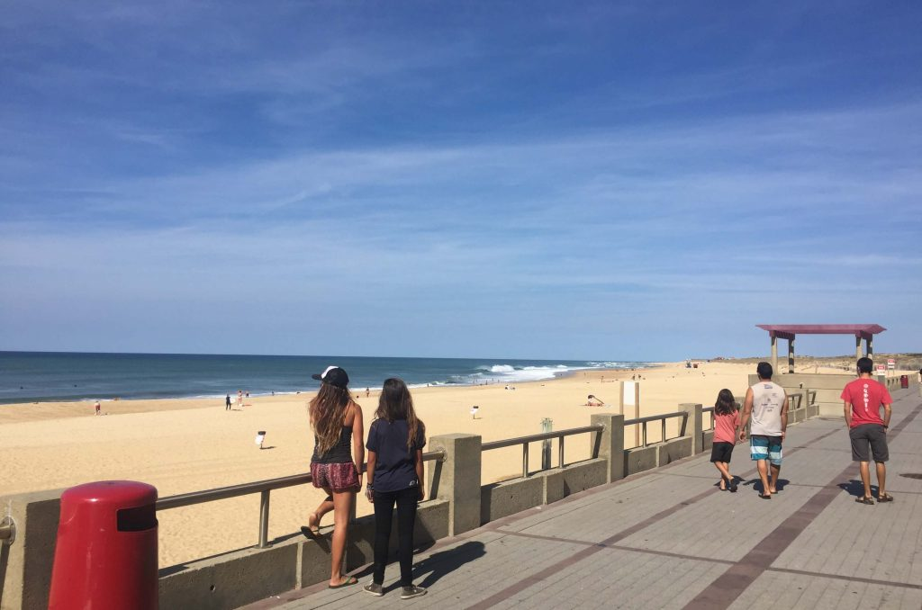 Outdoor road trip through France- Hossegor