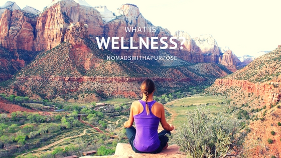 finding wellness in Zion