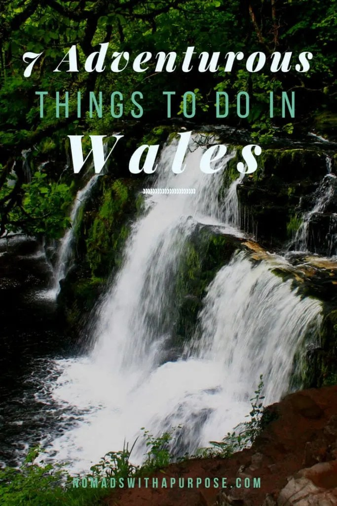 7 adventurous things to do in Wales