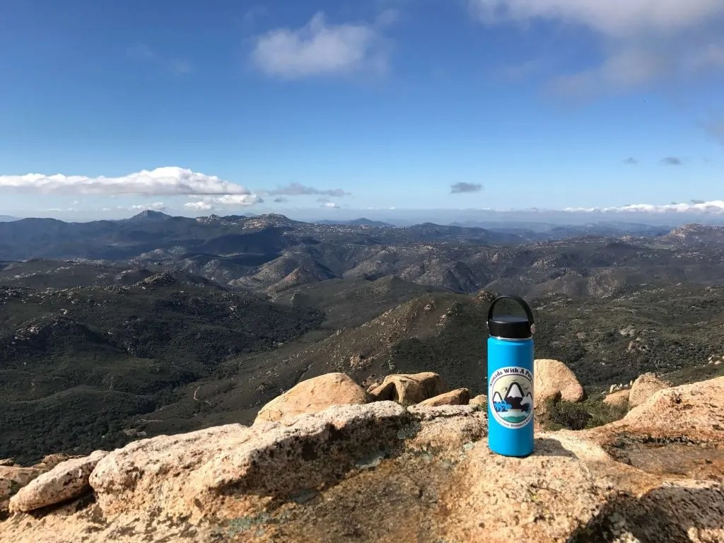 Hiking and Camping near San Diego: 2 Day Itinerary