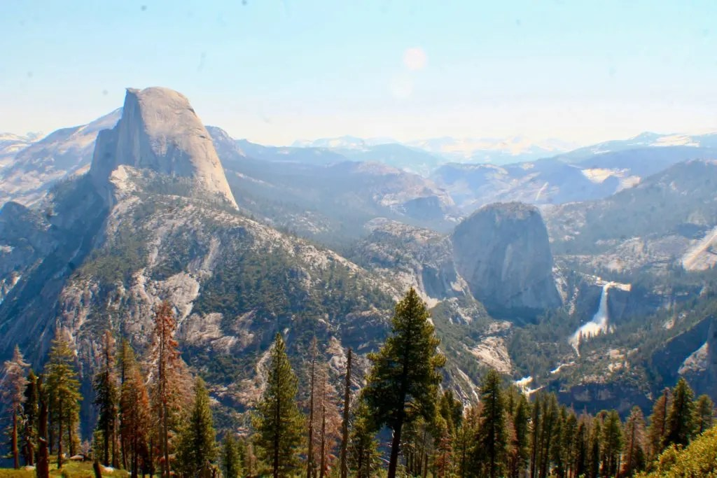 Panorama Trail, The Best Day Hike in Yosemite
