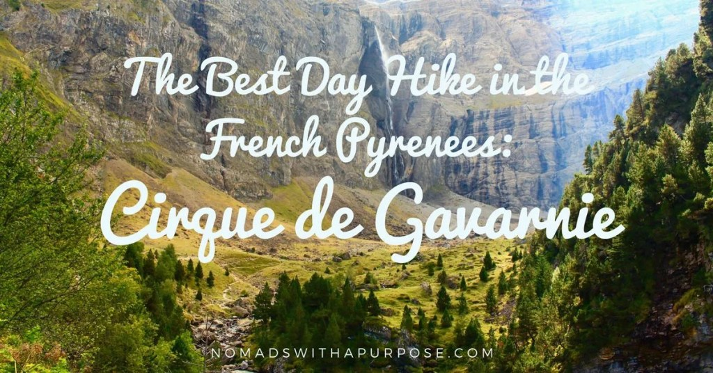 The Best Day Hike in the French Pyrenees Title