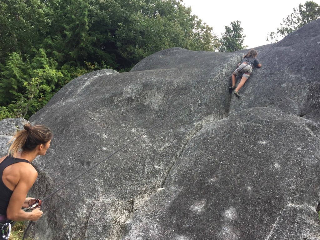 Rock Climbing The Smoke Bluffs: Best Sport Climbing Destinations To Take Your Kids