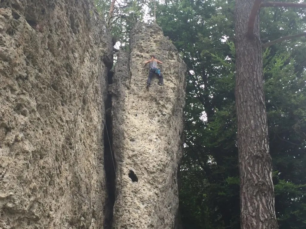 Rock Climbing Frankenjura: Best Sport Climbing Destinations To Take Your Kids