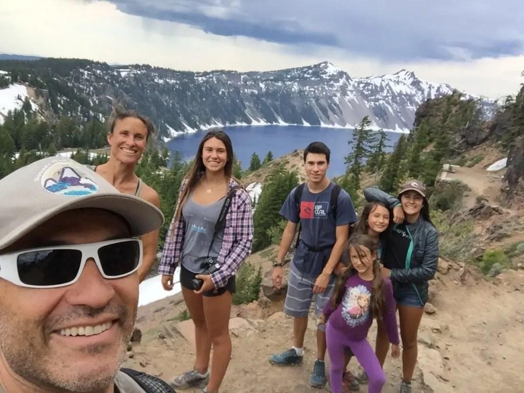 Crater Lake, US & Canada road trip