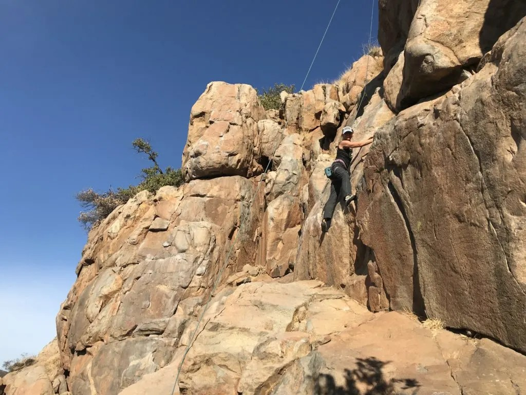 Outdoor Adventure Guide to San Diego: Mission Gorge