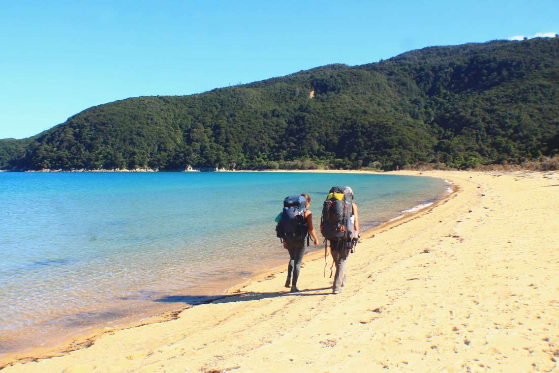 Abel Tasman, 3 week New Zealand Itinerary